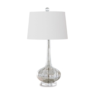 Regina Andrew Lighting Milano Table Lamp - Antique Mercury