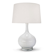 Regina Andrew Lighting Ivory Ceramic Table Lamp