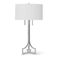 Regina Andrew Lighting Le Chic Table Lamp - Polished Nickel