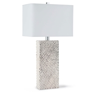 Regina Andrew Lighting Platinum Table Lamp