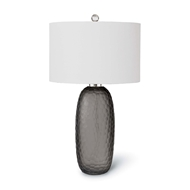 Regina Andrew Lighting Honeycomb Glass Table Lamp