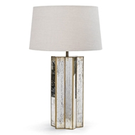 Regina Andrew Lighting Alexa Table Lamp - Antique Mercury