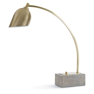 Regina Andrew Lighting Eureka Task Lamp - Natural Brass