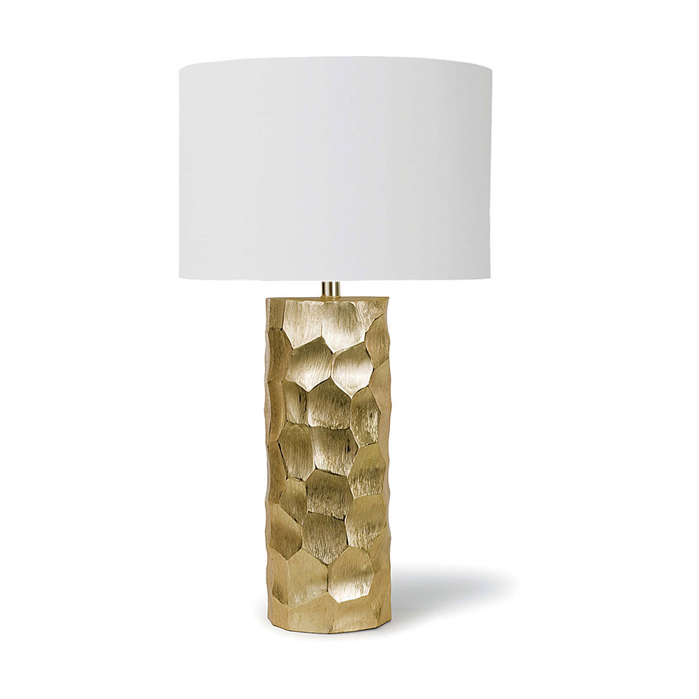 Regina Andrew Lighting Daphne Table Lamp Brushed Gold 13 1126