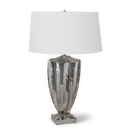Regina Andrew Lighting Blaze Table Lamp - Nickel
