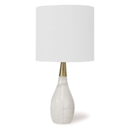 Regina Andrew Lighting Contessa Alabaster Table Lamp