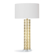 Regina Andrew Lighting Leopold Table Lamp - Gold Leaf