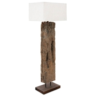 Regina Andrew Lighting Reclaimed Wood Floor Lamp