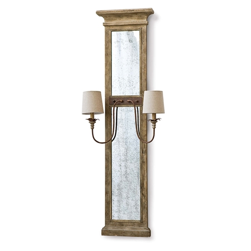 Regina Andrew Lighting Mirror Panel Sconce