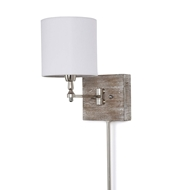 Regina Andrew Lighting Swing Arm Pinup Sconce