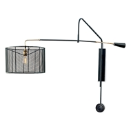 Regina Andrew Lighting Boom Arm Sconce
