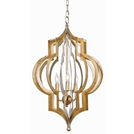 Regina Andrew Lighting Patternmakers Pendant Large - Gold