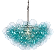 Regina Andrew Lighting Bubbles Chandelier - Aqua