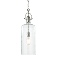 Regina Andrew Lighting Bar Pendant - Polished Nickel