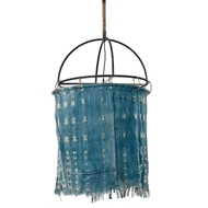 Regina Andrew Lighting Nomad Pendant Large - Indigo