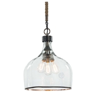 Regina Andrew Lighting Demi John Pendant Large