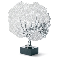 Regina Andrew Home Metal Sea Fan - Polished Nickel