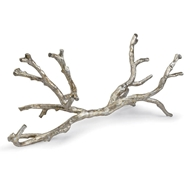 Regina Andrew Home Metal Branch - Ambered Silver