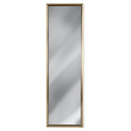 Regina Andrew Wall Decor Dressing Room Mirror - Natural Brass