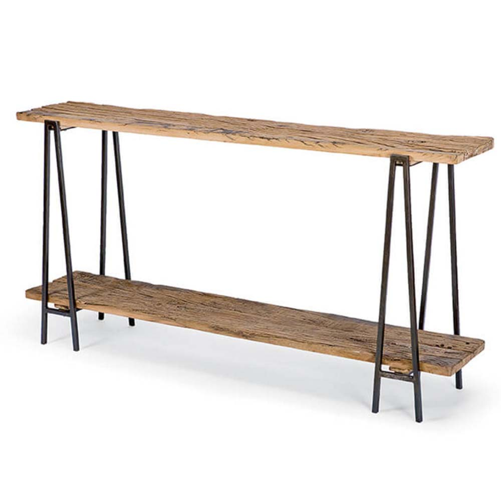 Regina andrew design reclaimed console table 30 1018 price match regina andrew design home reclaimed console table geotapseo Image collections