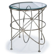 Regina Andrew Home Silver Orbit Table