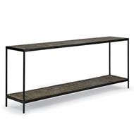 Regina Andrew Home Herringbone Console Table