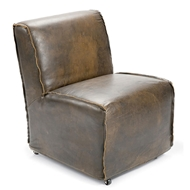 Regina Andrew Home Rolling Slipper Chair