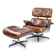Regina Andrew Home Barca Lounge Chair With Ottoman 44 10589