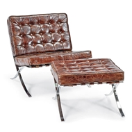 Regina Andrew Home Soho Chair - Cigar