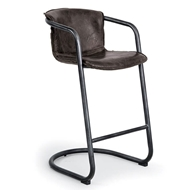 Regina Andrew Home Axl Bar Stool - Set of 2 - Distressed Whiskey