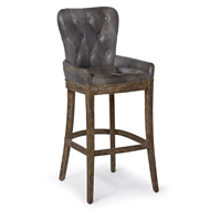 Regina Andrew Home Tavern Bar Stool - Ebony
