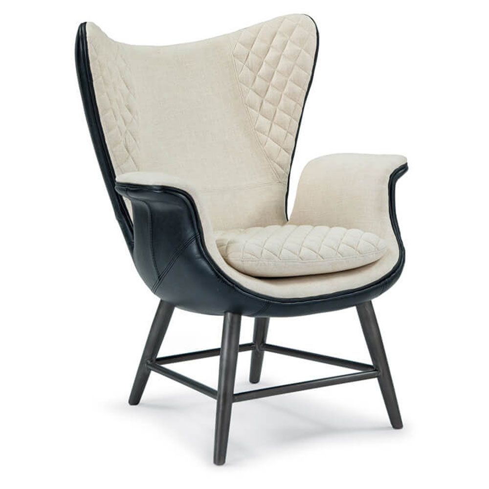 Regina Andrew Design Home Geneva Chair  sc 1 st  Peace Love u0026 Decorating & Regina Andrew Design Home Geneva Chair 32-1031 | Free Shipping ...