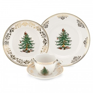 Spode Christmas Tree 4-pc Place Setting 1557093