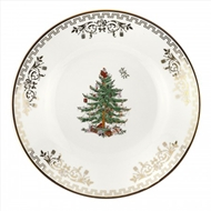 Spode Christmas Tree Bread & Butter Plate 1557154