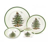 Spode Christmas Tree 4-Pc Placesetting 4056591