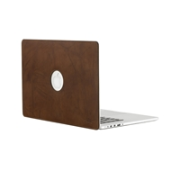 Mission Mercantile Leather Laptop Skin With Cutout