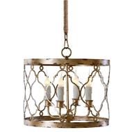 Aidan Gray Chandelier Lighting Adella Pendant Light