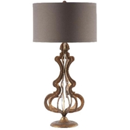 Aidan Gray Home Lighting Cortez Lamp - Pair
