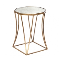 Aidan Gray Home Cuadrado Side Table