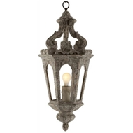 Aidan Gray Pendant Lighting Eda Silver