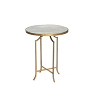 Aidan Gray Home Fuji Occasional Table Glass