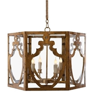 Aidan Gray Chandelier Lighting Gabrielle Pendant Light