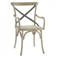 Aidan Gray Home Kason Arm Chair - Pair