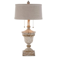 Aidan Gray Home Lighting Namur Fragment Gold Lamp - Pair