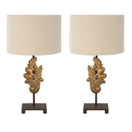 Aidan Gray Home Lighting Toulouse Table Lamp SET