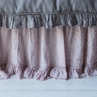 Bella Notte Linen Whisper Bed Skirt LWH52