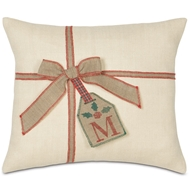 Eastern Accents Gift Tag Pillow