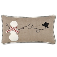 Eastern Accents Look at Frosty Go Pillow