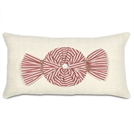 Eastern Accents Peppermint Twist Pillow