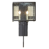 Lowcountry Originals Seeded Glass Sconce